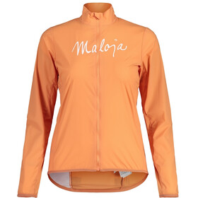 Maloja AdlerfarnM. Superlight WB Jacket Women, glowing alps